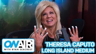 Theresa Caputo Channels Spirit of Drowned Friend | On Air with Ryan Seacrest