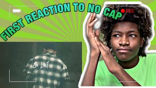 No Cap - So Lost / No Promises (Official Music Video) Reaction💪🏾💯