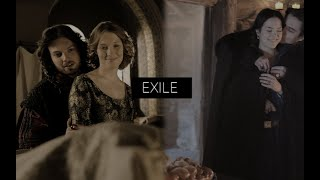 exile ||| the crown of the kings | CasimirxAnna JagiełłoxHedwig