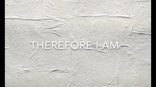Billie Eilish - Therefore I am(lyric)