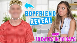 Brooklyn's BOYFRIEND Reveal! | 10 Dates in 10 Days