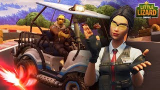 RAPTOR TAKES HIS DRIVING TEST! - *CARS IN FORTNITE* Fortnite Short Film