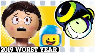 PLAYMOBIL Movie: The Worst of 2019 Animation (@RebelTaxi)