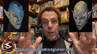 New!  Space Command Screen-Used Aliens!