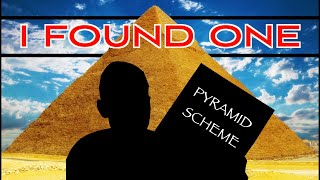 Pyramid Scheme EXPOSED: How To Make Money Online Scams