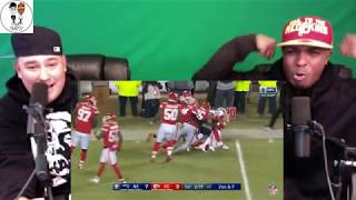 Patriots vs Chiefs | Reaction | AFC Championship Game Highlights