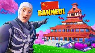 I Found *NEW SECRETS* In FORTNITE CHINA!