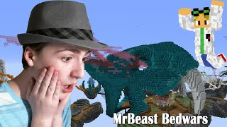 I Tested the MrBeast Gaming Bedwars Video!