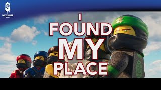 LEGO Ninjago Official Soundtrack | Found My Place Lyric Video | WaterTower
