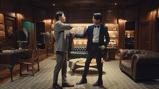 Galaxy X BTS: The Strange Tailor Shop 👔 | Samsung