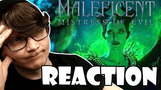 MALEFICENT: MISTRESS OF EVIL - Official Teaser Reaction!