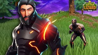 JOHN WICK STEALS OMEGA'S SUIT! *DANGEROUS* Fortnite Short