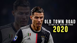 Cristiano Ronaldo  ● Lil Nas X - Old Town Road | 2020 | HD