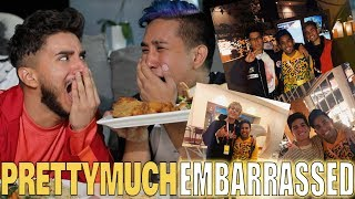 PRETTY MUCH EMBARRASSED MUKBANG | HEYITSPETER YES THEORY