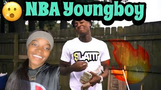 NBA YOUNGBOY STICKS WITH ME (REACTION) 🔥🔥