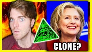 HILLARY CLINTON CONSPIRACY THEORIES