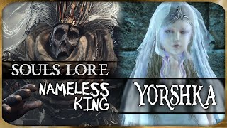 Souls Lore - Gwyn's Exiled and Bastard Children