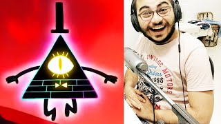 Film Theory - Gravity Falls Isn't Over (Bill Cipher Lives!) REACTION