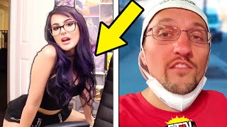 7 YouTubers Who FORGOT THE CAMERA WAS ON! (FGTeeV, SSSniperWolf, Jelly, DanTDM, Pokimane)