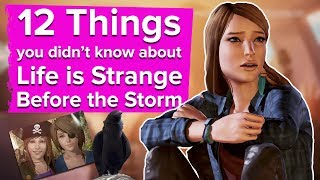 12 Things You Didn't Know About Life is Strange Before the Storm