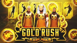 I FINALLY WON UNLIMITED BOOST IN GOLD RUSH!! YOU WONT BELIEVE HOW I WON!!! NBA 2K20 (MUST WATCH)
