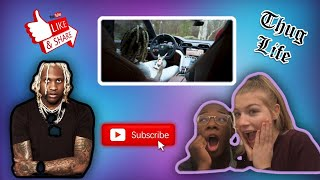 Lil Durk - All Love | Official Music Video| First Reaction Video