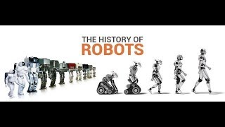 Evolution of Robots-( Check All videoes of Description)
