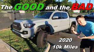 The TRUTH about my LIFTED 2020 Toyota Tacoma TRD Off Road
