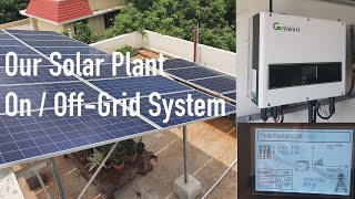 Solar Power for Your House FAQ and On Grid Vs Off Grid System