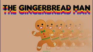 Full Story of The Gingerbread Man | Animated Fairytales for Children