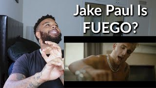 Jake Paul - Fresh Outta London (Official Music Video) | Reaction