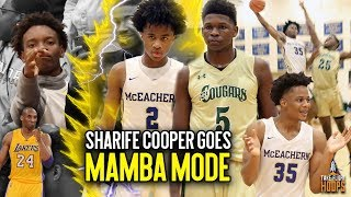 Sharife Cooper Has A MAMBA MOMENT in INSANE SEASON OPENER vs Anthony Edwards!! Top Guards GO AT IT!!