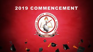 GAAA Commencement - May 26, 2019