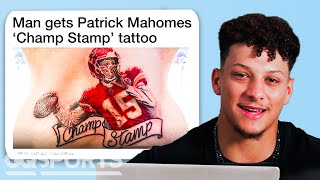 Patrick Mahomes Goes Undercover on YouTube, Twitter and Instagram | GQ Sports