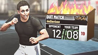 give me 30 minutes and i can make your favorite nba 2k youtuber rage quit...