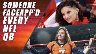 Smash or Pass? Every NFL QB as A Woman