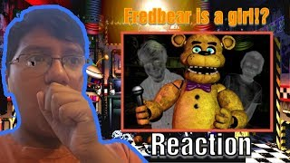 Greenninjatale Reacts to Game Theory: FNAF The Final Timeline By The Game Theorist
