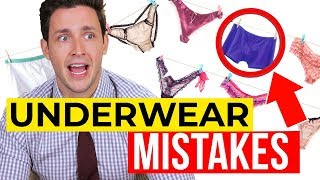 Your Underwear EXPOSED! | Common Mistakes To Avoid | Doctor Mike