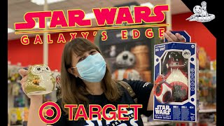 Searching for GALAXY'S EDGE Merch at Target! 🎯