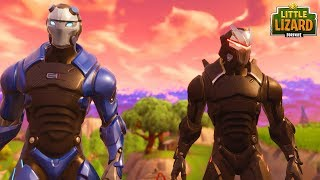 OMEGA AND CARBIDE JOIN FORCES! Fortnite Short