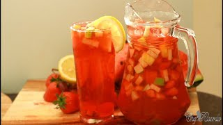Jamaican Fruit Punch Drink | Recipes By Chef Ricardo