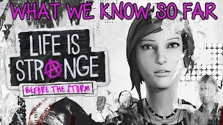 Life Is Strange: Before The Storm | What We Know So Far!