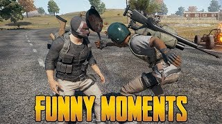 PUBG: Funny Moments #2(PUBG expert)