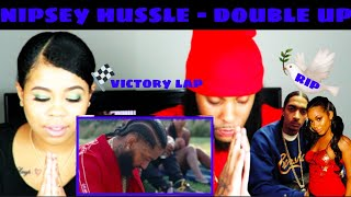 NIPSEY HUSSLE - DOUBLE UP REACTION!