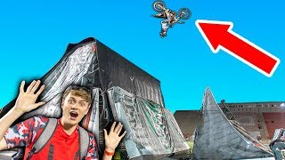 WORLDS BIGGEST DIRTBIKE BACKFLIP!! (DELETED VIDEO)