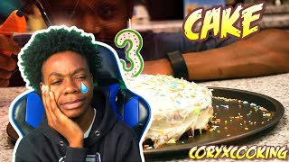 CORYXKENSHIN - THE BEST CAKE EVER MADE. | Cooking With Kenshin #7 (3 Million Special) REACTION