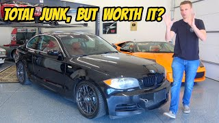 I bought the best BMW made in the last decade (with the WORST Engine) 2008 135i N54