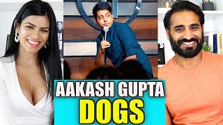 DOGS REACTION!!! | Stand-Up Comedy by Aakash Gupta