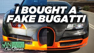 How to save $1M on a Bugatti Veyron