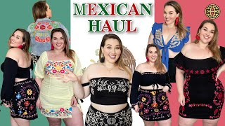 MEXICAN HERENCIA CLOTHING HAUL 🇲🇽 | Sarah Rae Vargas